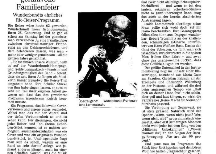 Dresdener Neueste Nachrichten vom 09.01.12