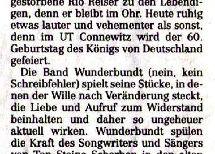 Leipziger Volkszeitung vom 09.01.10